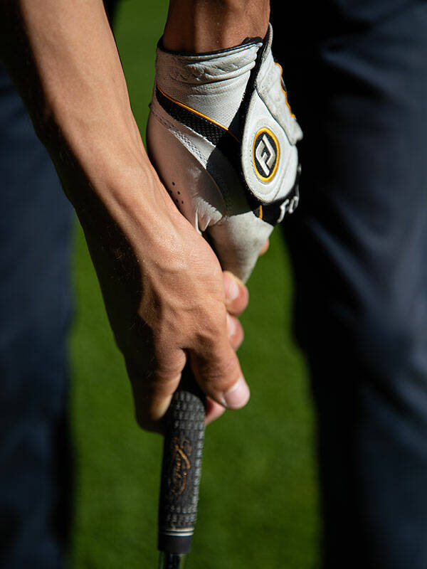 Golfkurs mit Martin Turley