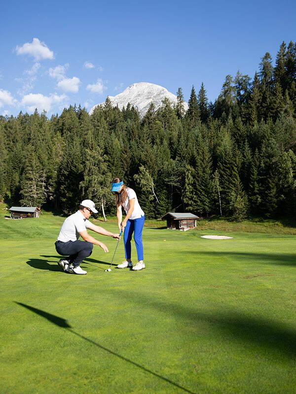 Golf-Abenteuerkurs mit Martin Turley