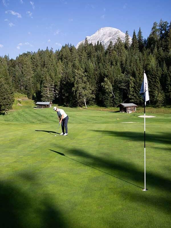 Golfunterricht mit PGA Professional Martin Turley