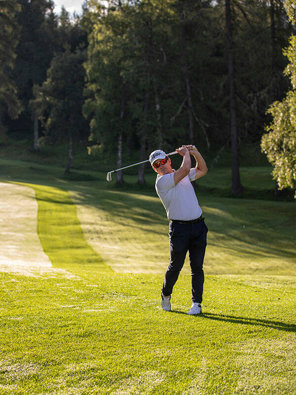 Golfkurse mit PGA Professional Martin Turley