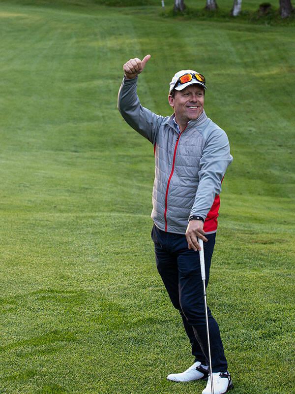 PGA Professional Martin Turley